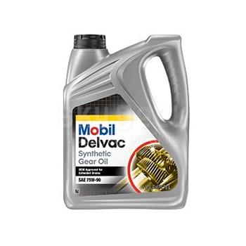 Mobil Delvac' Synthetic Gear Oil 75W-90