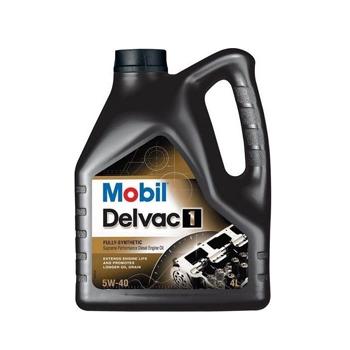 Mobil Delvac 1 5W-40
