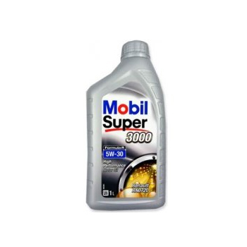 Mobil Super 3000 Formula R 5W-30